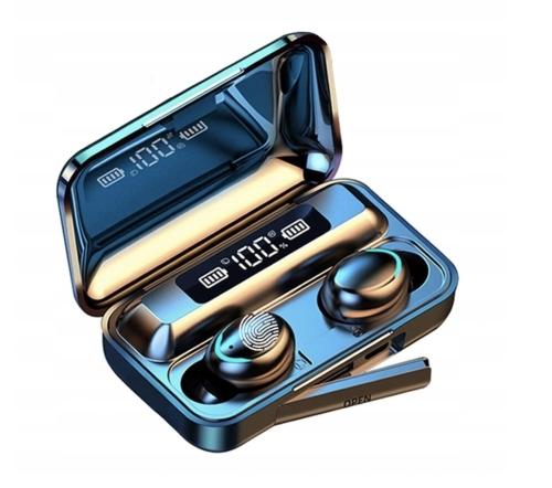 Słuchawki bezprzewodowe F9 PLUS TWS bluetooth V5.0